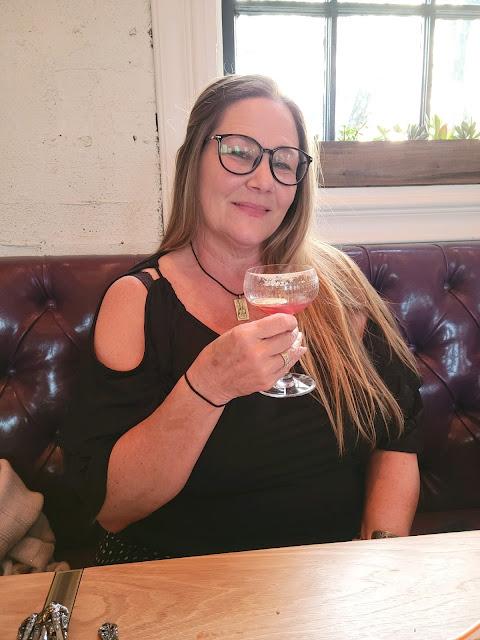 Dana at Supperland
