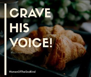 Crave His Voice!