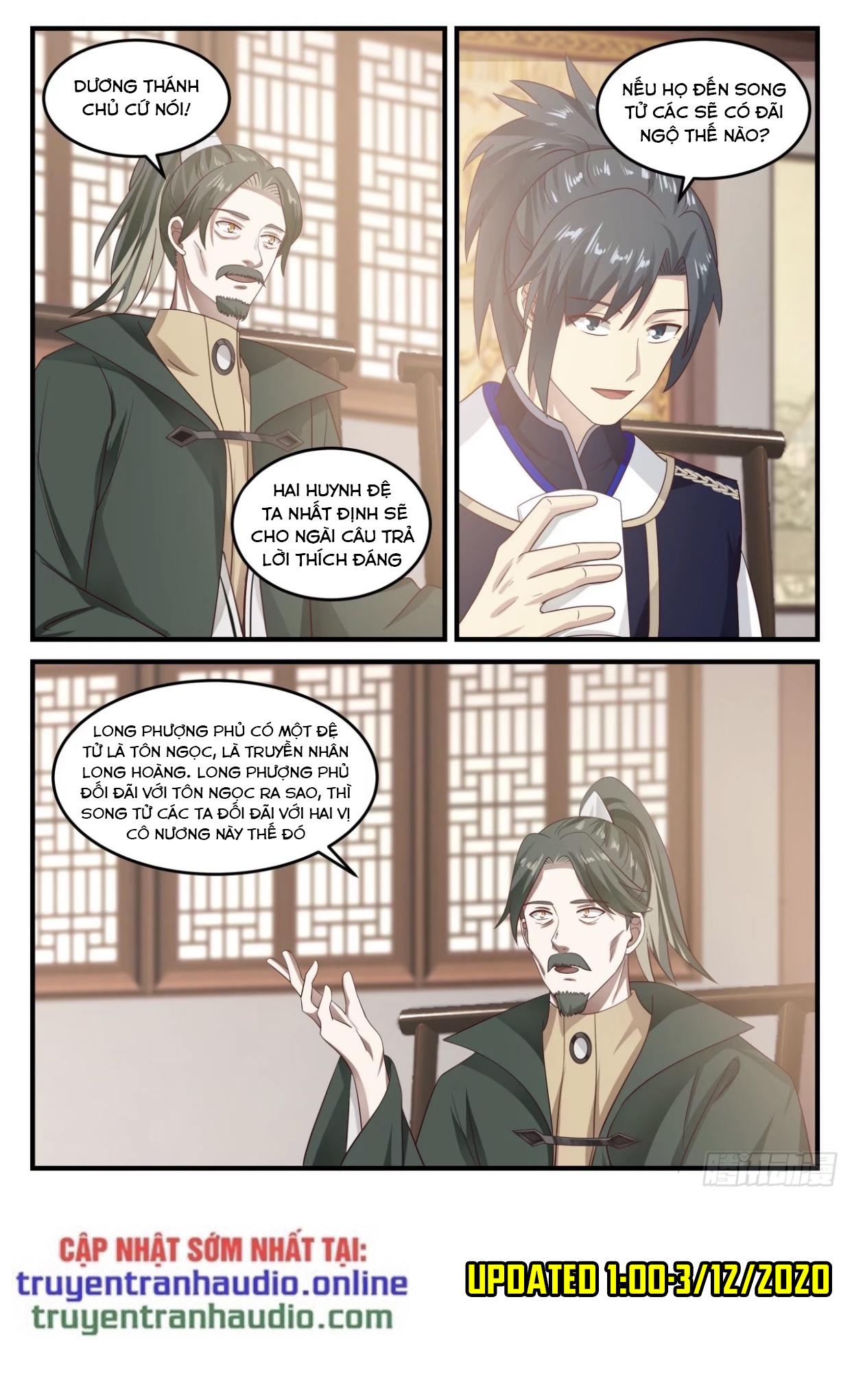 Võ Luyện Đỉnh Phong Chapter 813 - TC Truyện