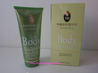 World of Beauty Body Sculpture Cream