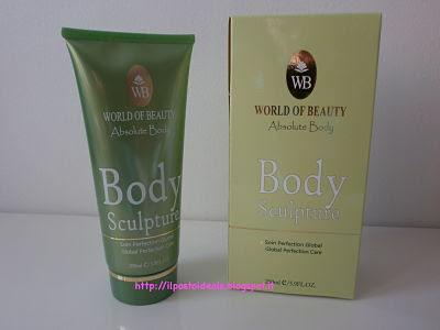 World of Beauty Body Sculpture Cream