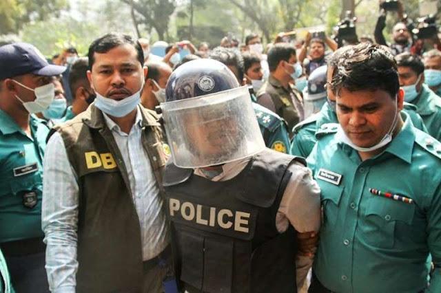Bangladesh Islamists Hovering Over Editor's Killing
