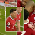 Every Liverpool Player Celebrated With Roberto Firmino After He Finally Ended His Goal Drought