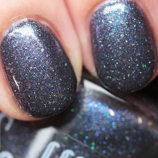 Scofflaw Nail Varnish Space Brownie