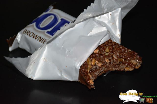 חטיף קורני בראוניז Brownies corny snack