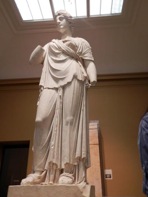 visite du Museum of Fine Arts