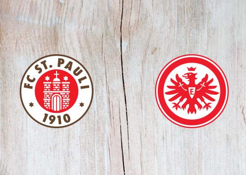 St. Pauli vs Eintracht Frankfurt -Highlights 30 October 2019