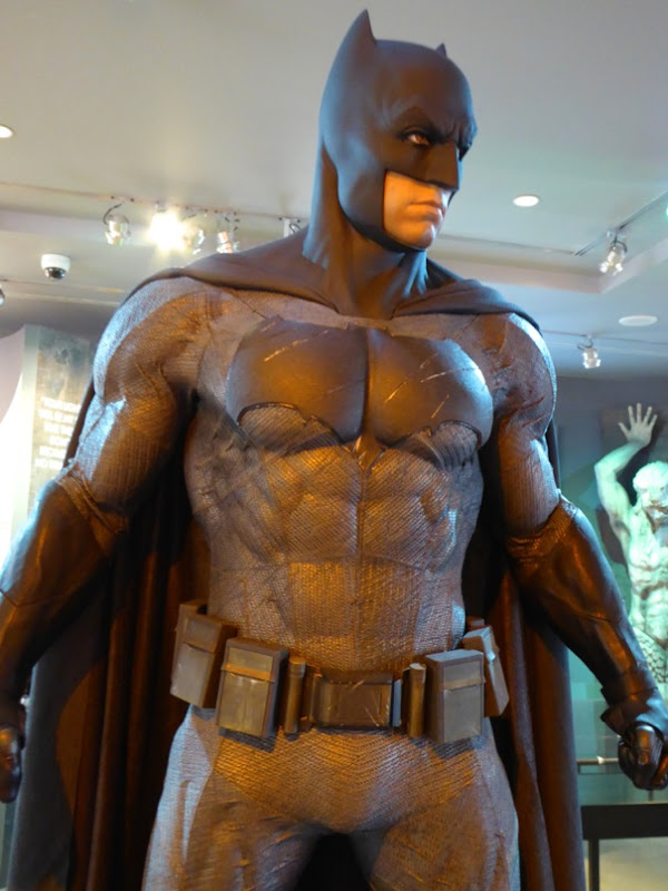 Ben Affleck Batman v Superman Batsuit