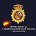 Cuerpo Nacional de Policía (Convocatoria 2019)