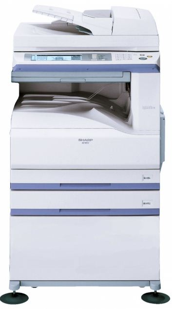 Sharp AR-M257 Printer PS Windows 8 X64