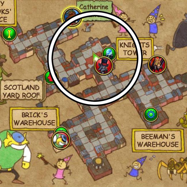 Marleybone Zeke Quest Guide: Stray Cats   Wizard101