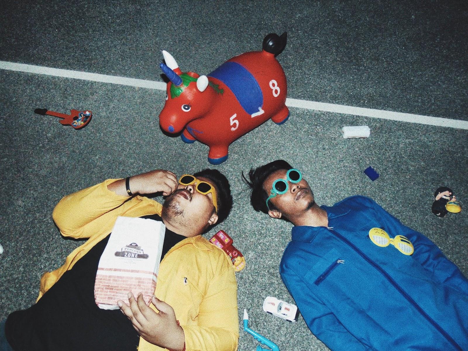Roomie Boys Alert A.K.A Roomieboys or RBA - Lampung