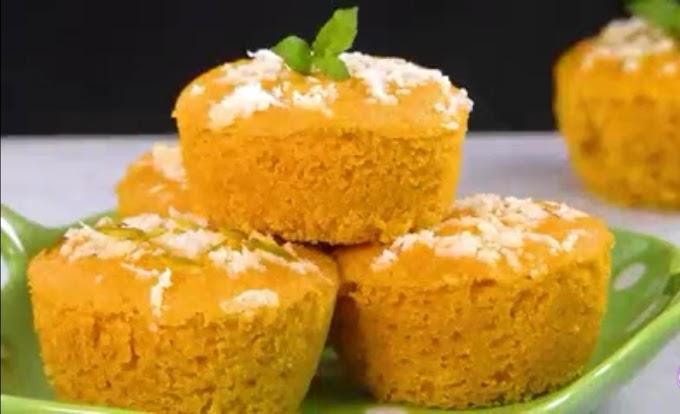 জেনে নিন কিভাবে তালের ভাপা পিঠা বানাবেন :Learn how to make palm steamed cake: