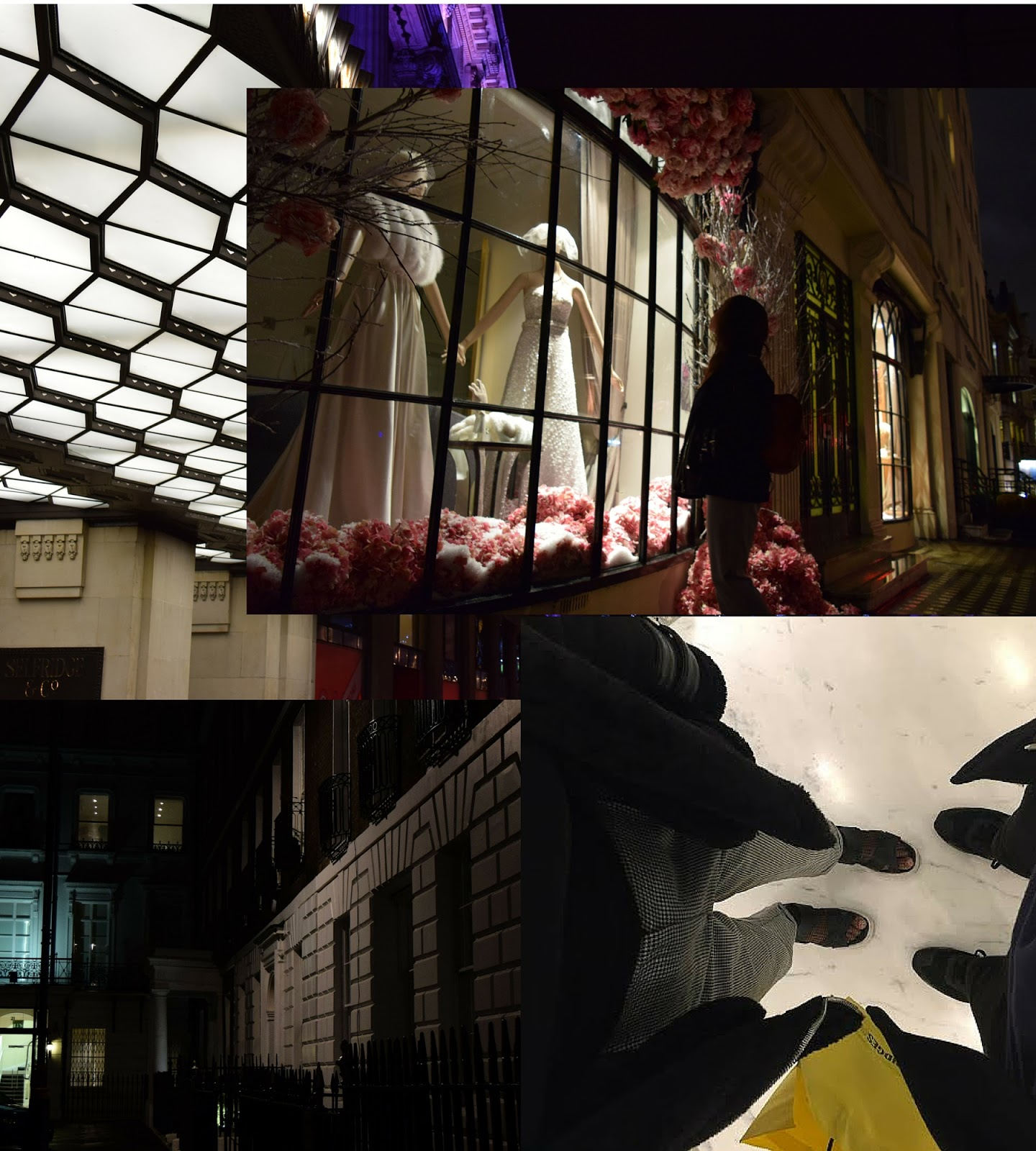 DAY IN THE LIFE: Selfridges & Window Shopping