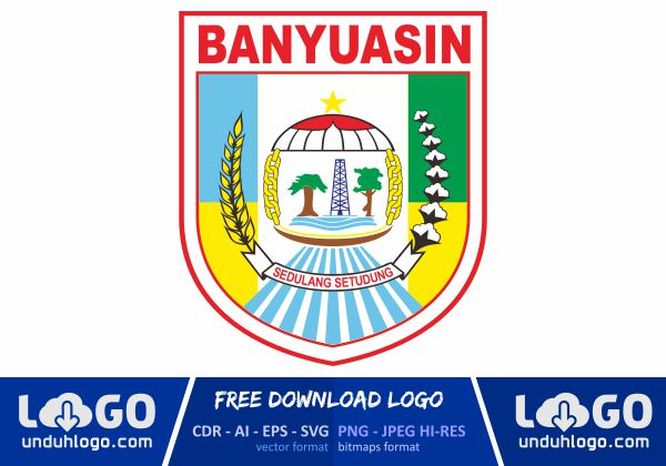Logo Kabupaten Banyuasin