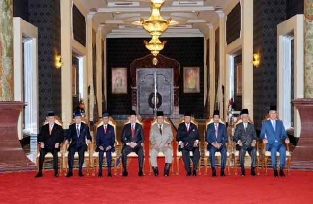 Majlis Raja-Raja Bermesyuarat Untuk Pemilihan Agong Ke-15