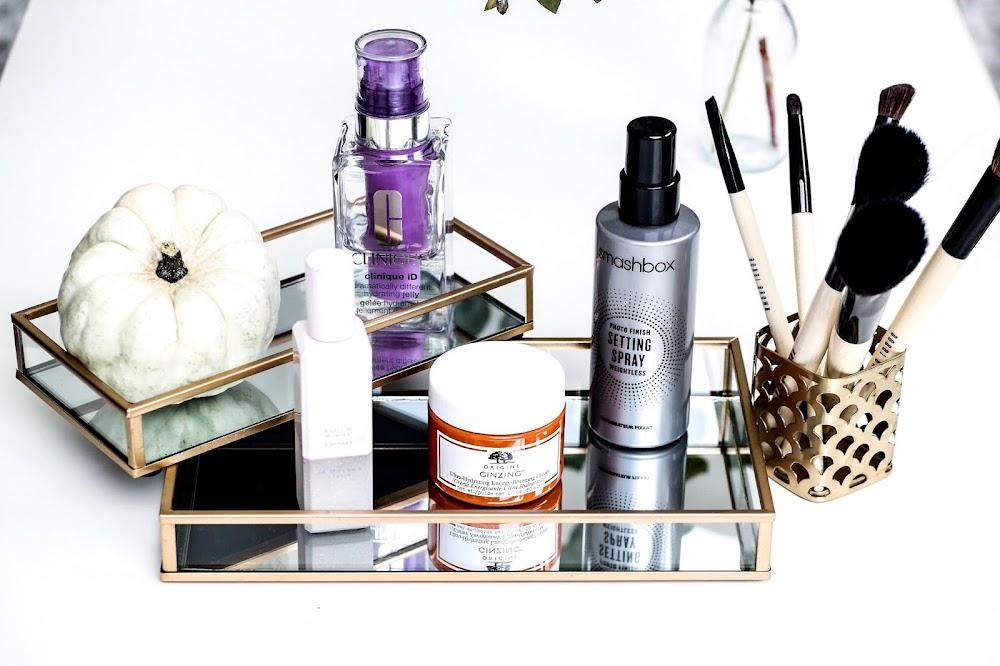 über 40 Hautpflege Makeup