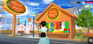 ID Kedai Snack Di Sakura School Simulator