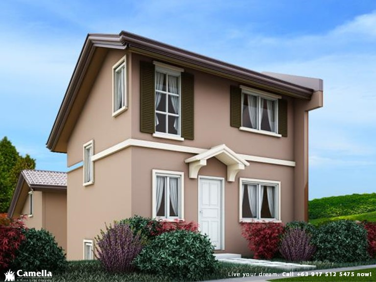 Issa Downhill - Camella Alta Silang| Camella Affordable House for Sale in Silang Cavite