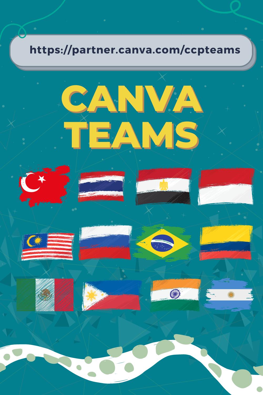 Canva Pro Teams Emerging Markets