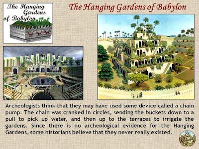 Sejarah Irigasi di Dunia