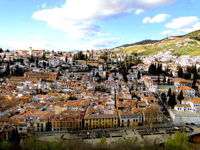 Albayzin - Granada