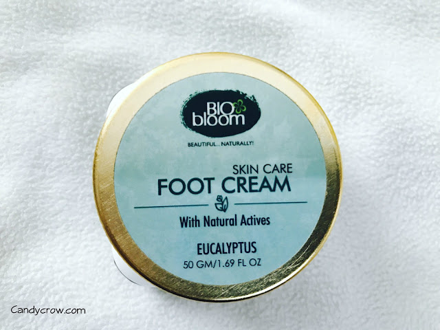 Bio Bloom Foot Cream Review