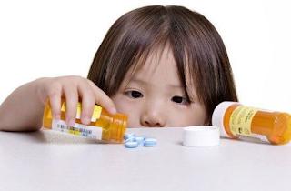 ילד ותרופות