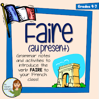 https://www.teacherspayteachers.com/Product/Faire-au-present-grammar-notes-and-activities-2705834