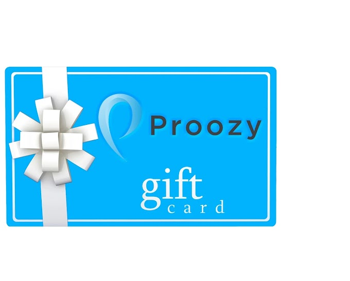 Proozy Gift Card $50