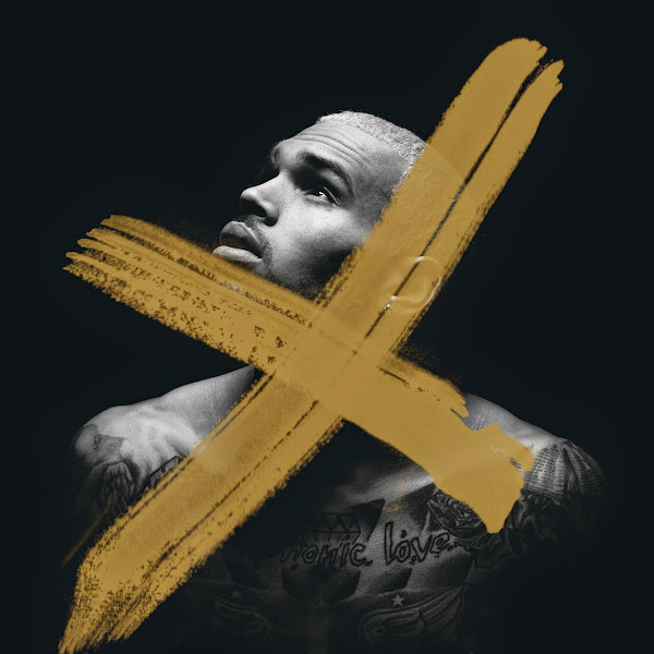 Chris Brown - X (Deluxe Version) Cover