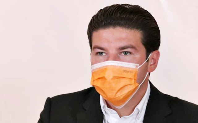 Samuel García pide que no involucren a su familia en la investigación en su contra