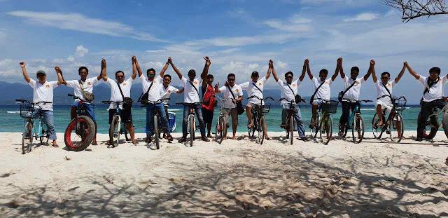 Tips Nyaman dan Menyenangkan Liburan ke Gili Trawangan Lombok