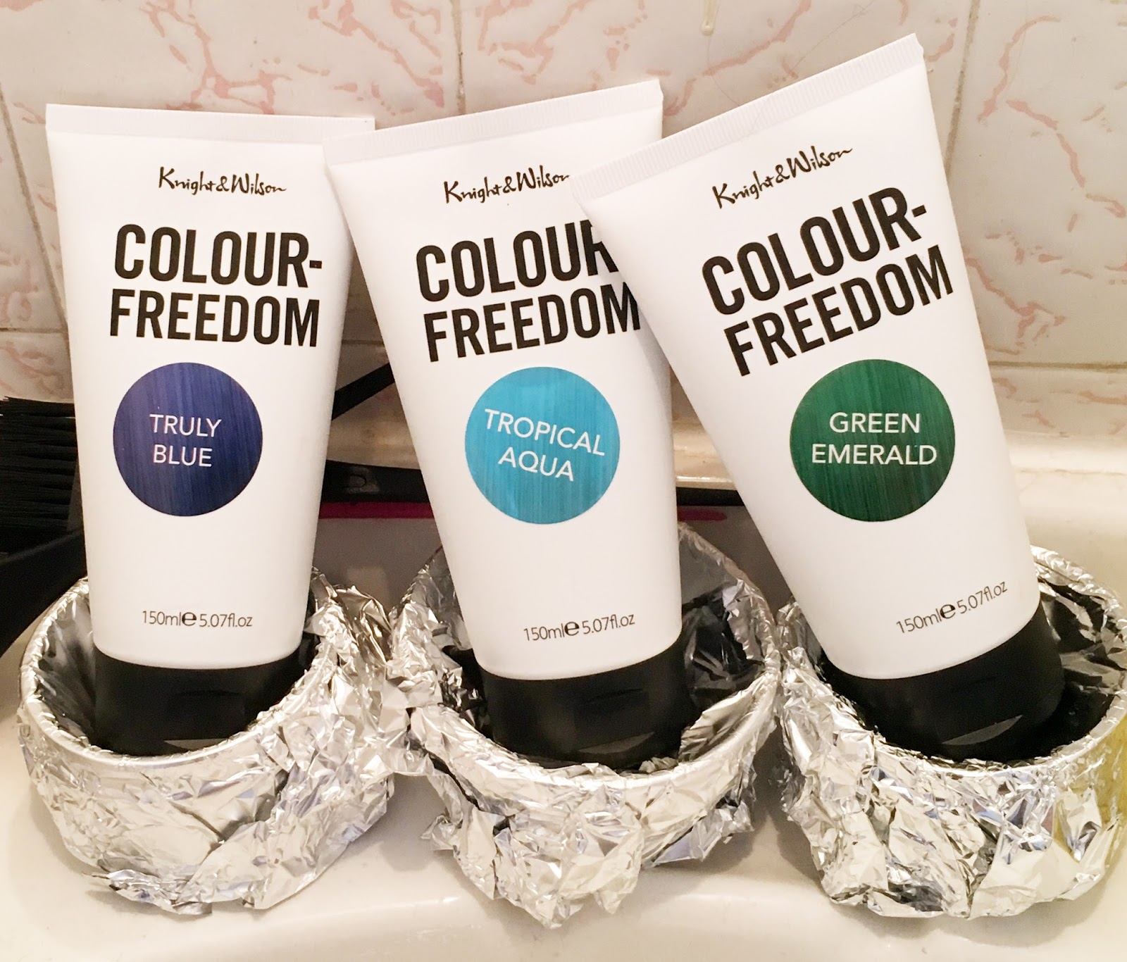All Shook Up - Hair Dye Fun with Colour Freedom at Superdrug