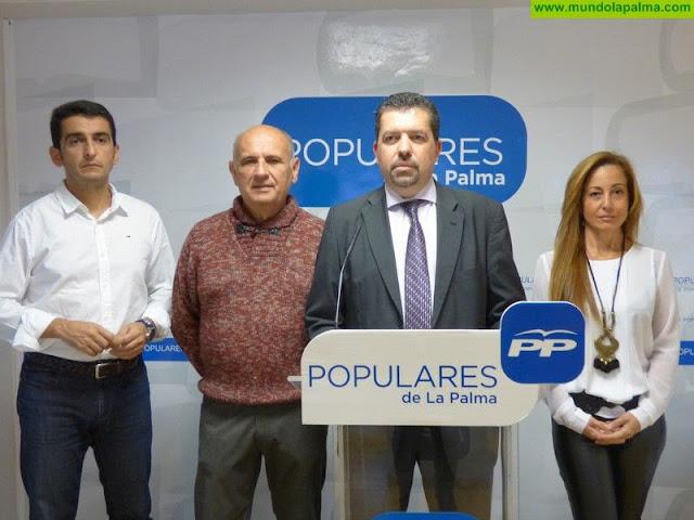 """El PP enmienda en 300.000 euros el presupuesto """"pensando en el futuro de la ciudad"""""""