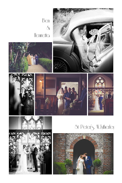 Tytherley Wedding