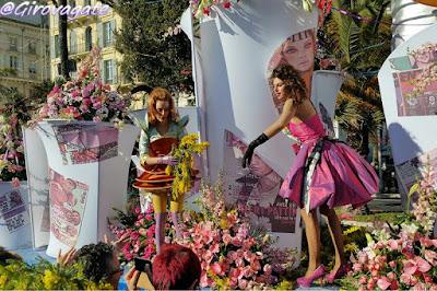 battaglia fiori nizza carnevale