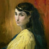 'La Bella Oriental (Antoine Vollon)'