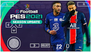 Download PES 2021 PPSSPP Android Final Version Chelito V3 New Update Kits And Real Face & Latest Transfer