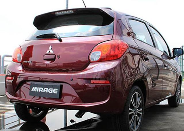 promo mitsubishi new mirage 2017, promo paket dp kecil mitsubishi mirage 2017