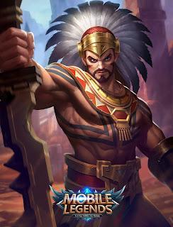 Lapu Lapu Ancestral Blade Heroes Fighter Assassin of Skins V2