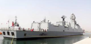 'AL-MOHED AL-HINDI 2021' Naval Exercise