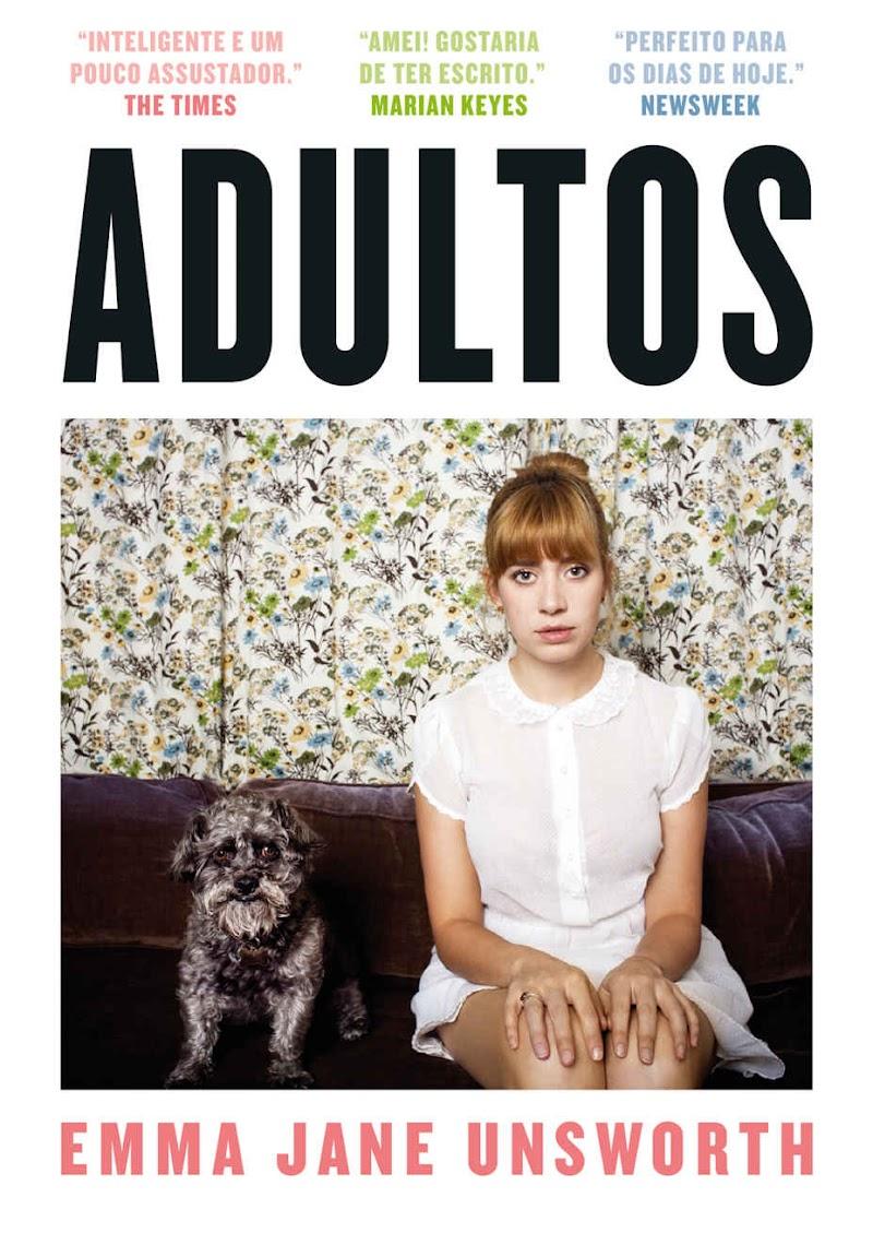 Hora de Ler: Adultos - Emma Jane Unsworth