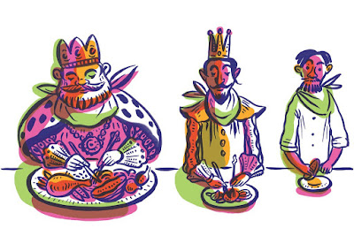 Завтракай как король, обедай как принц, ужинай как нищий