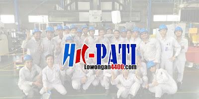 Lowongan Kerja PT HK-PATI Karawang Terbaru 2021