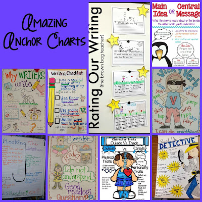 These Pinterest picks focus on poetry, anchor charts, and setting goals for the New Year.