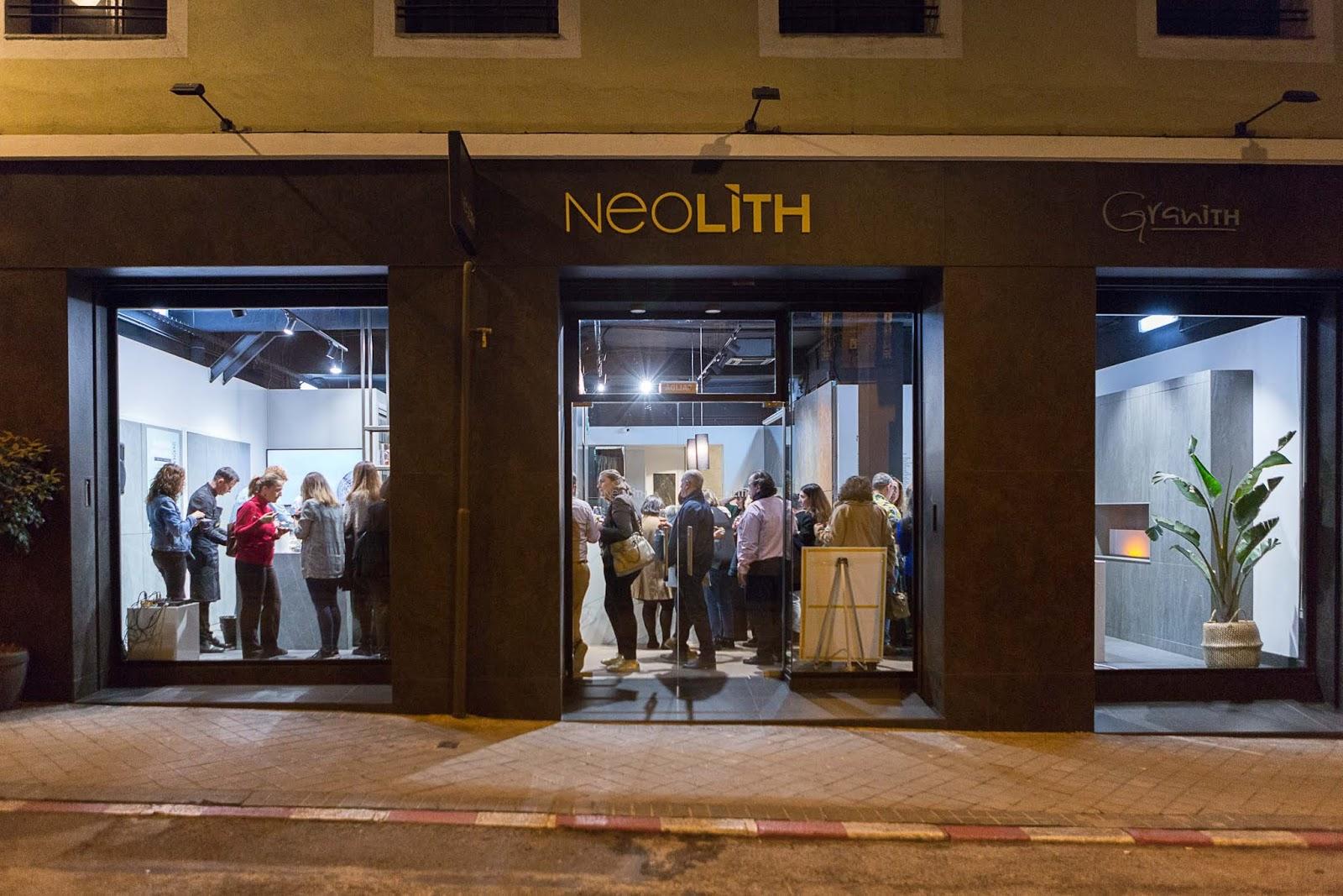 espacio neolith donde se presento la agenda gourmet