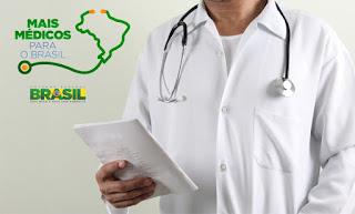 Cuité e Nova Floresta: Mais Médicos abre novas vagas em 26 localidades da Paraíba