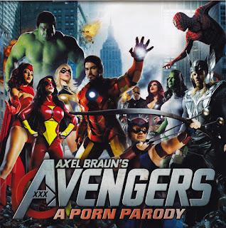 Avengers XXX – A Pron Parody