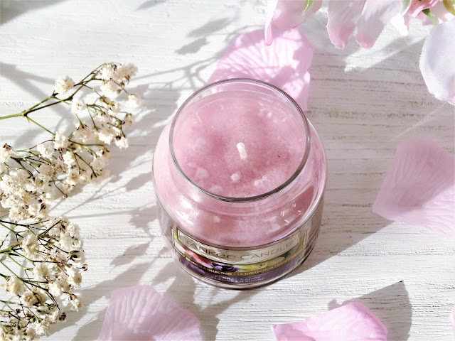 Avis Yankee Candle Sunday Brunch Fleurs en Sucre Floral Candy